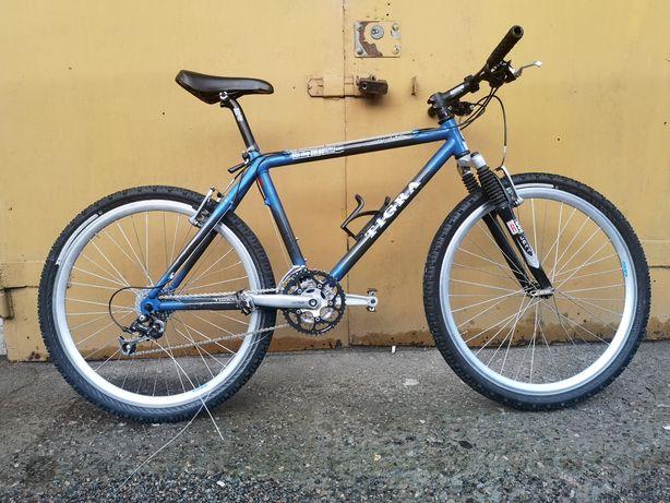 Карбоновый велосипед Tigra германия 11кг Deore LX, XT