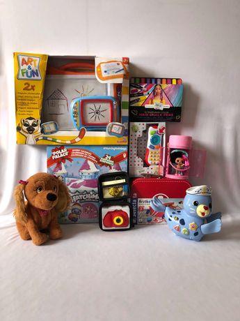Детские игрушки из Европы