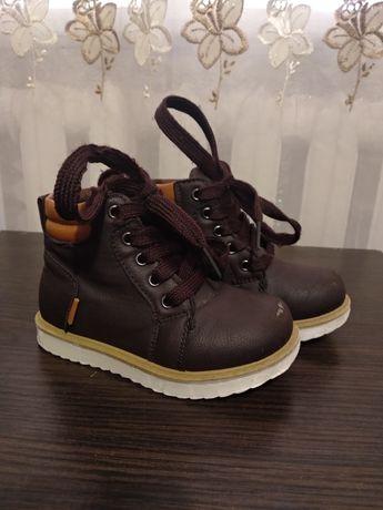 Весна-осень ботинки кожаные 27 рр