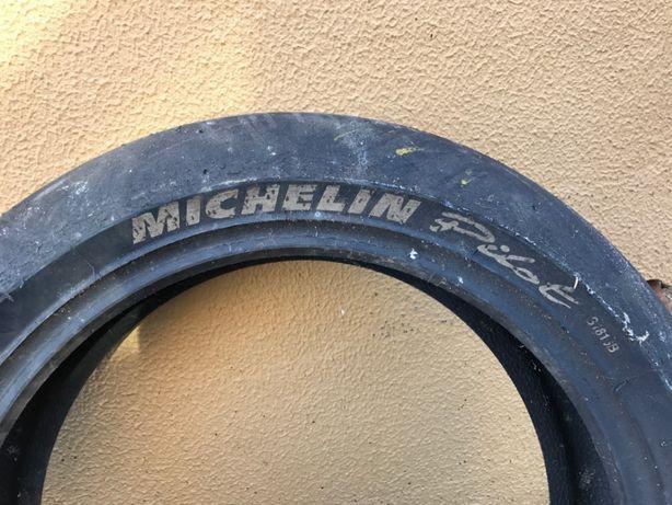 Par de pneus Michelin Pilot Slick