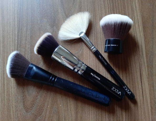 Zestaw pedzli do makijażu Zoeva Sephora kabuki makeup