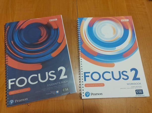 Focus 1, 2, 3, 4 2nd Ed. Нове видання! Друк, Печать книг