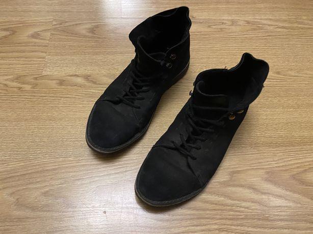 Мужские зимние ботинки Carlo Pazolini