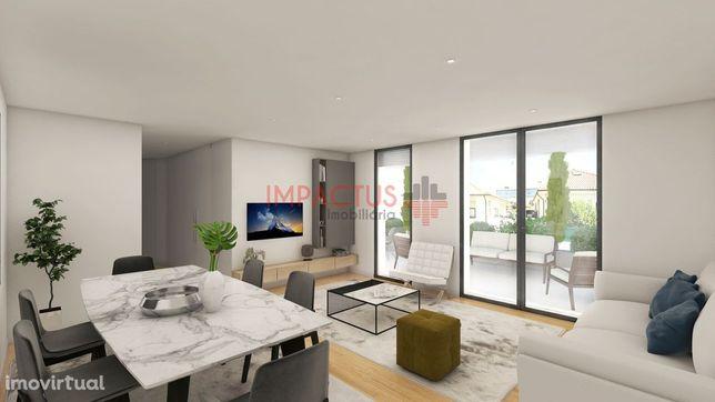 Apartamento T3 Novo em Perafita