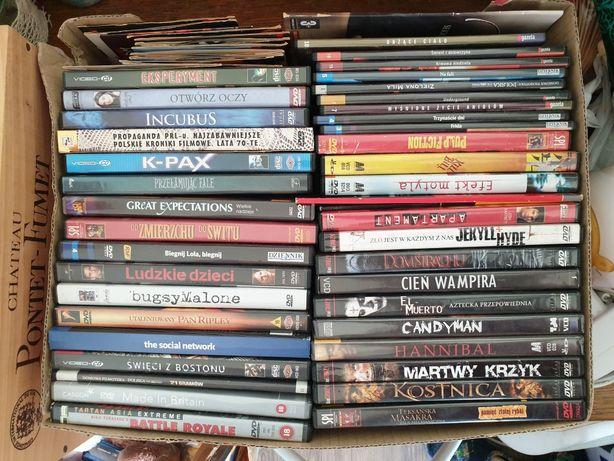 Filmy DVD 2-10 zł za szt