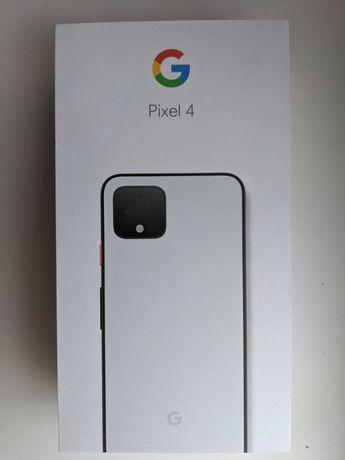Смартфон Google Pixel 4 64 Clearly white