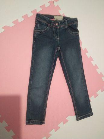 Spodnie dżinsowe dla dziewczynki Cool Club 104