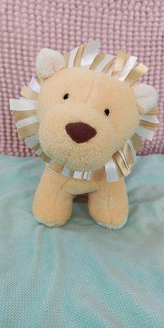 Sensoryczna maskotka little jellycat lew lwiątko zabawka przytulak plu