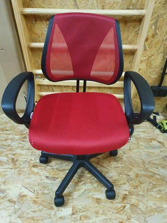 Krzesło obrotowe na kółkach do biurka dl dzieci nowe