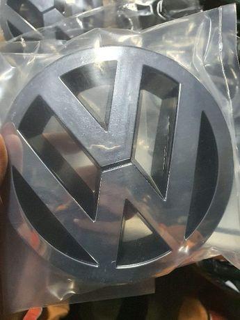Эмблема значок на решетку радиатора Volkswagen VW PASSAT B5, B6, 13 см