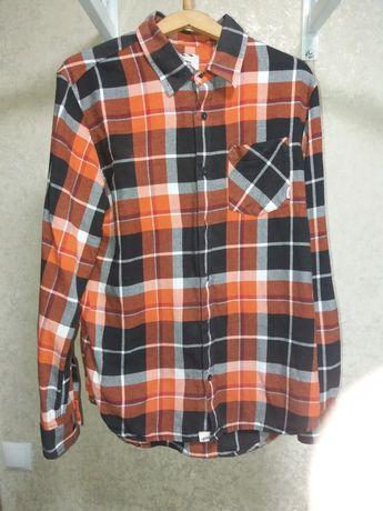 Оригінал рубашка vans size M-L Не Burberry,STONE ISLAND,NIKE,Puma,