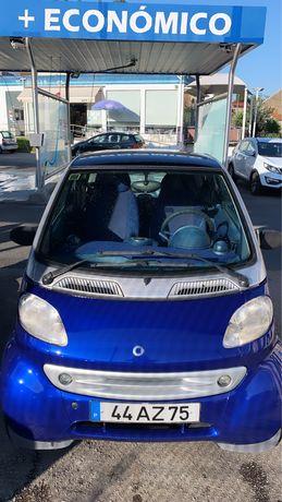 Smart ForTwo Diesel teto panoramico com garantia