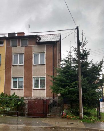 Zamienię dom  w Ełku na mieszkanie z balkonem