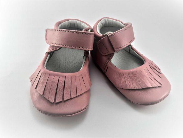 Sapatos Balancê Country Rosa