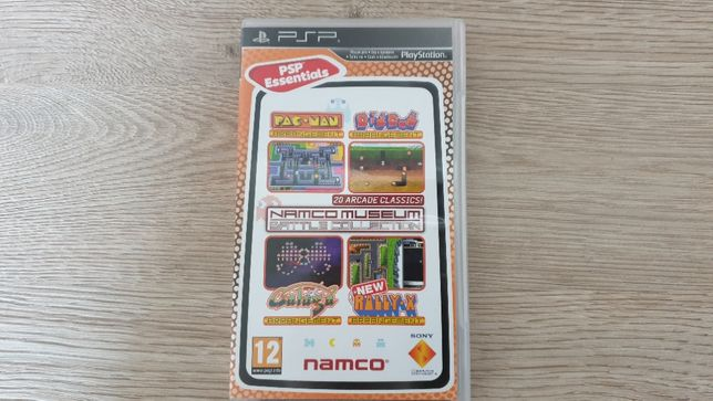 Gra PSP Namco Museum Battle Collection