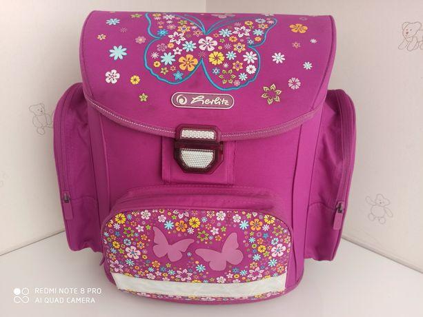 Herlitz портфель рюкзак ранец школьный 1-4 кл