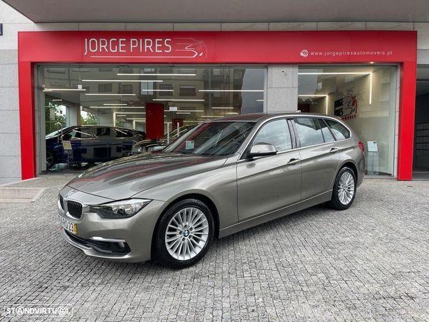 BMW 320 d Touring Line Luxury Auto