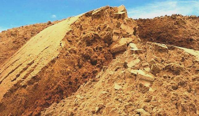 Piasek piach wiślany sortowany 0-2