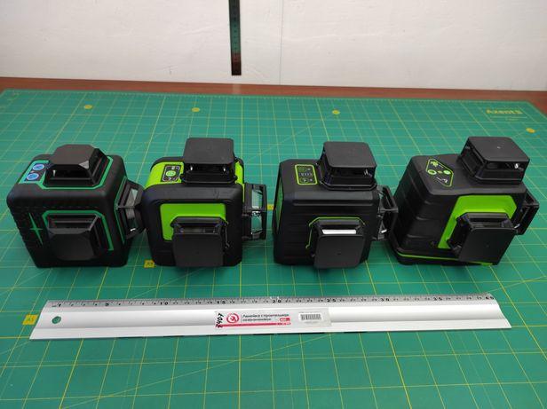 Лазерный уровень MINI 3D Самый маленький 3D уровень! Phillips diod