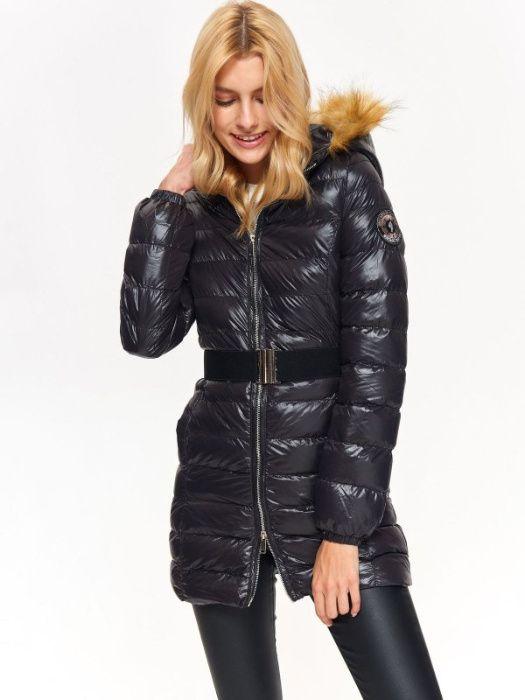 Płaszcz TOP SECRET 38 M S pikowany ocieplany zimowy Ideał Czeladź - image 1