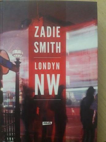 Powieść Zadie Smith London NW