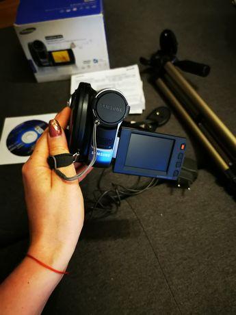 Samsung kamera że statywem