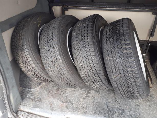 Шины 235/65 R17 Michelin