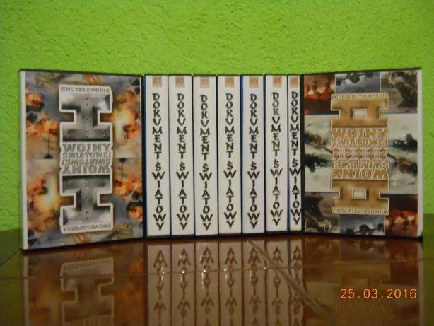 OKAZJA - Sprzedam encykloedia I i II wojny światowej na DVD.