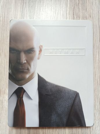 Hitman complete first season na PS4 steelbook