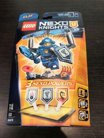 Nowe Lego Nexo Knights - 70330 - okazja
