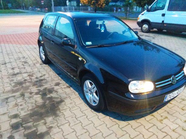 Volkswagen Golf Golf 1,9TDI Diesel 101 KM !Klima !Szyberdach! Ważne OC