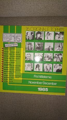 Płyta winylowa Club Top 16 rok 1985