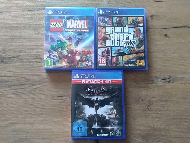 Zestaw Gier PS4 Stan Idealny!