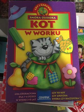 Gra planszowa Kot w worku JagWol