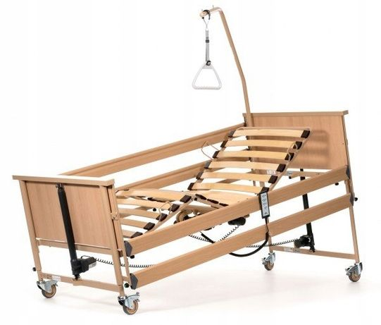 VISAMED Wypożyczenie łóżka elektrycznego dla chorych 120zł/miesiąc
