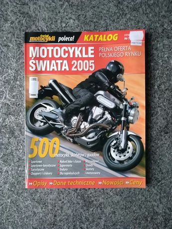 Katalog motocykle świata 2005
