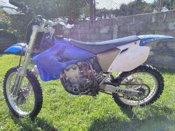 Peças Yamaha yz450f 2004