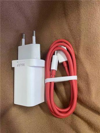 Продам быструю зарядку 30W Oneplus Warp и Realme VooC,выход 5V/6A