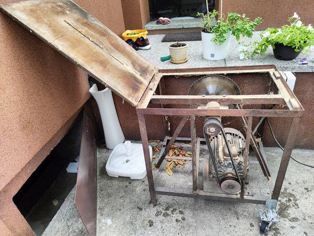 Krajzega, piła stołowa pod siłę