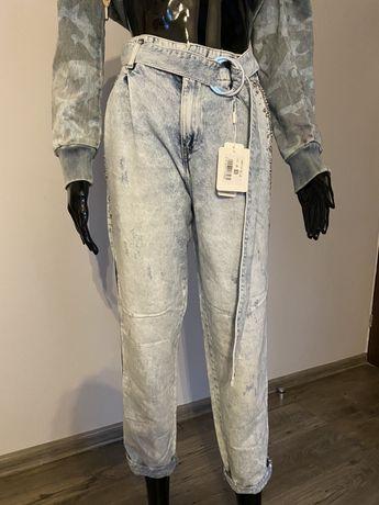 Spodnie jeansowe D&She