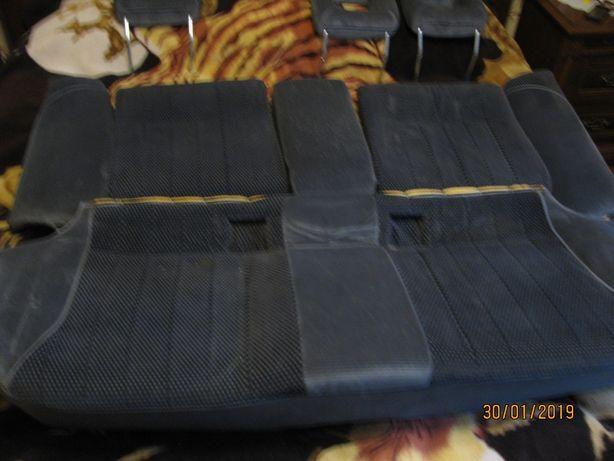 сиденье заднее с опель омега(в)+3 подголовника