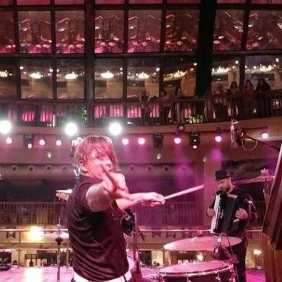 Барабанщик/ударник в поиске группы или кавер бэнда