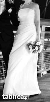 Elegancka suknia ślubna Mystic Alicante ECRU rozm.36/38