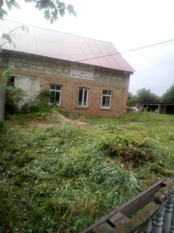 Срочно продам будинок  недобудований