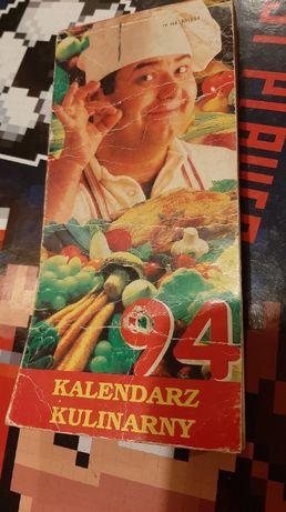 Kalendarz ździerak 1994