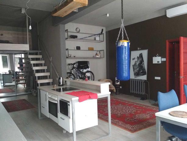 Квартира-студия-мастерская-офис. Мытница