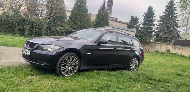 BMW e91 320i 2005