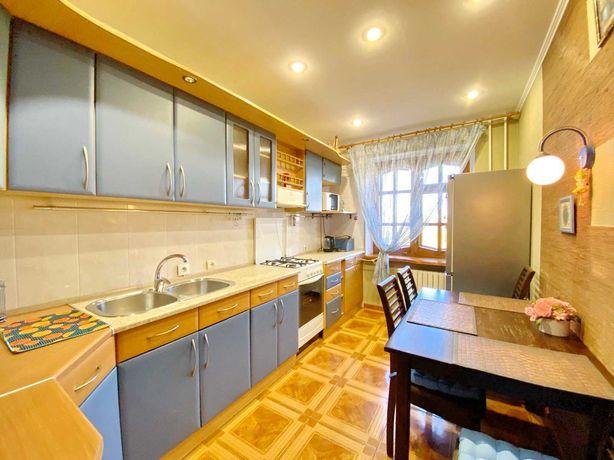 Сдаю в аренду 3к квартиру в центре на Спасской. ц1