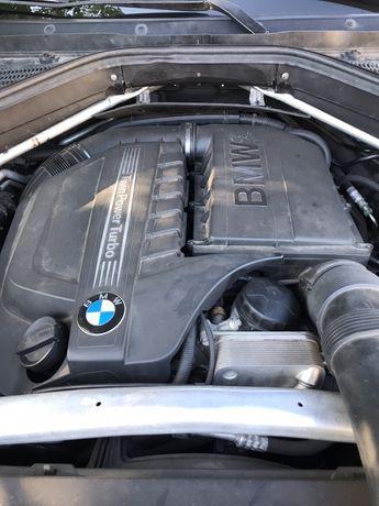 Двигатель BMW X5 N55 в разборе