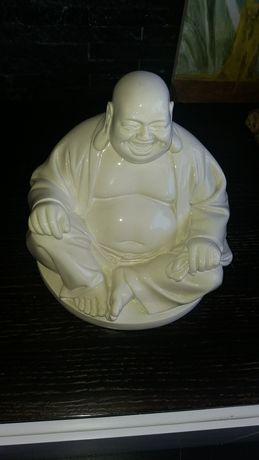 Buda branco decoração
